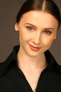 Svetlana Zaharova. From Bolshoi's website.